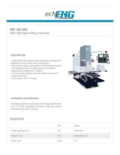 FBF 190 CNC