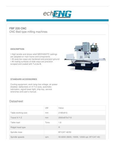 FBF 220 CNC