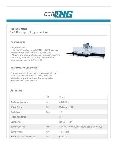 FBF 300 CNC