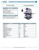 FTX-125-FC VISUAL