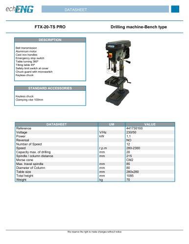 FTX-20-TS PRO