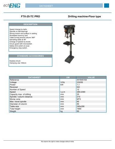 FTX-25-TC PRO