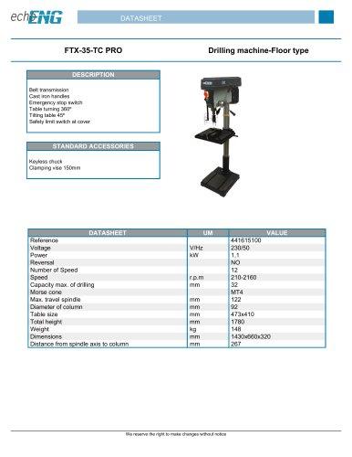 FTX-35-TC PRO