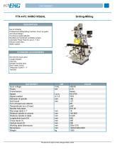 FTX-4-FC VARIO VISUAL