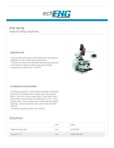 FVO 150 VE
