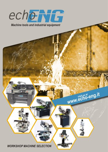 PROMO echoENG Machine Tools