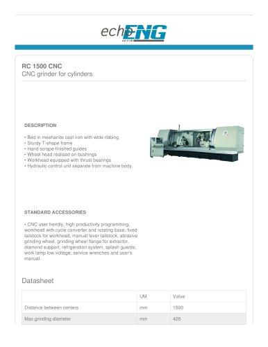 RC 1500 CNC