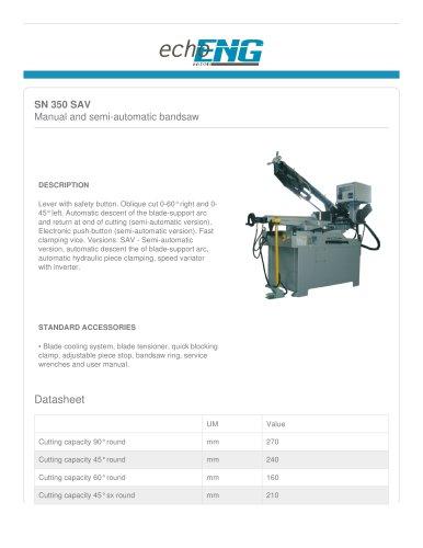 SN 350 SAV