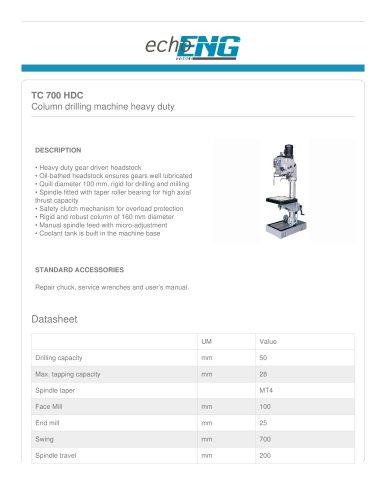 TC 700 HDS