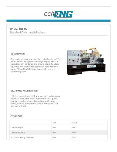 TP 250 SD 15