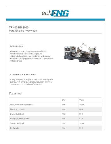 TP 400 HD 3000