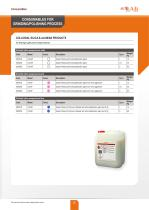 CONSUMABLES FOR GRINDING/POLISHING PROCESS - 21