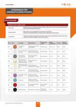 CONSUMABLES FOR GRINDING/POLISHING PROCESS - 9