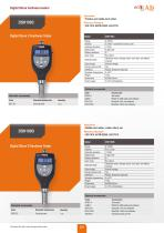 Digital Shore hardness testers - 3