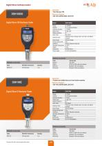 Digital Shore hardness testers - 4