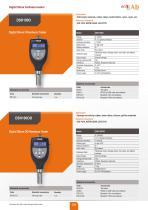 Digital Shore hardness testers - 5
