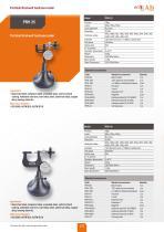 Portable Rockwell hardness tester - 2