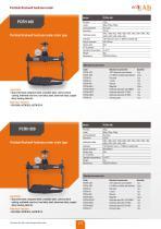 Portable Rockwell hardness tester - 3