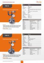 Portable Rockwell hardness tester - 5