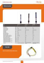 Rebound probes and accessories - 3
