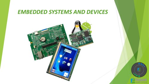 Devices and embedded systems