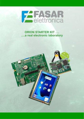 Orion starter kit