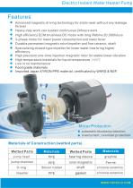TL-C01H Electric Instant Water Heater Pump - 2