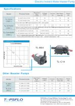 TL-C01H Electric Instant Water Heater Pump - 4