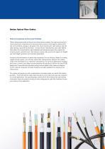 Belden® Optical Fiber Cable Catalog - 3