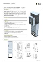 Column Distribution FTTH Frame - 1