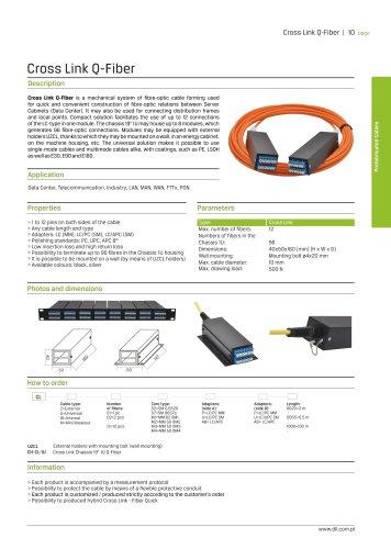 Cross Link Q-Fiber