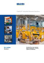 DataTuff® Industrial Ethernet Solutions - 1