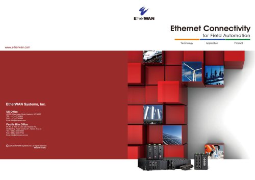 Ethernet Connectivity for Field Automation