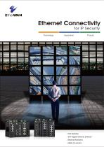 Ethernet Connectivity for IP Security - 1