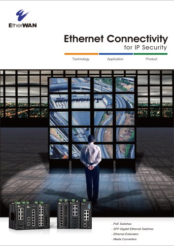 Ethernet Connectivity for IP Security