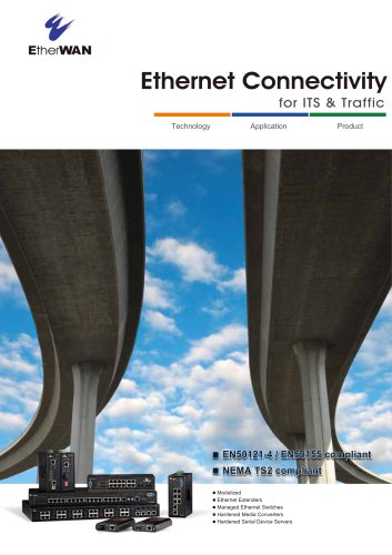 Ethernet Connectivity for ITS & Traffi