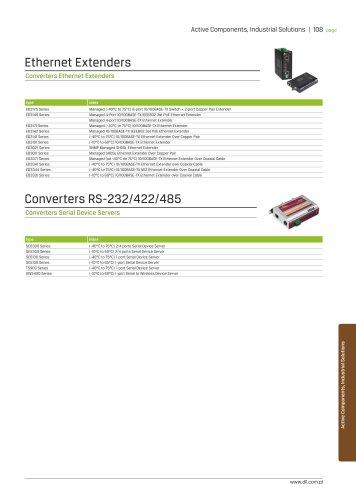 Ethernet Extendrs