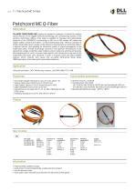 Patchcord MC (Mode Conditioning) Q-Fiber - 1