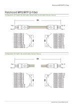 Patchcord MPO/MTP Q-Fiber - 4