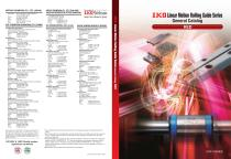 Linear motion rolling guide series general catalog