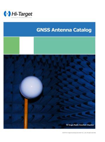 Hi-Target/Choke Ring GNSS Antenna/ AT-45101CP