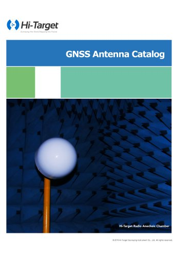 Hi-Target/High Precision GNSS Antenna/ AH-4236