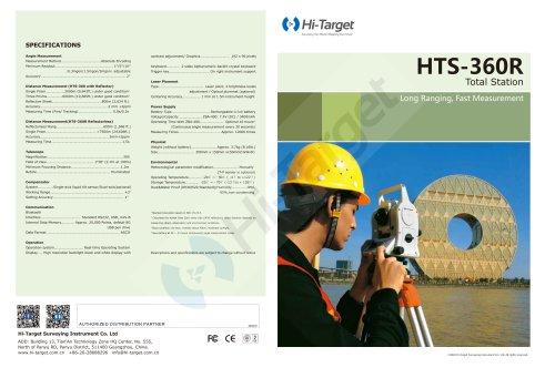 Hi-Target/Total Station/ HTS-360R