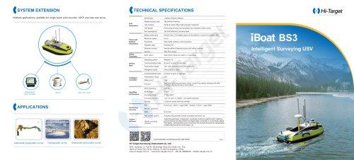 Hi-Target/USV/ iBoat BS3