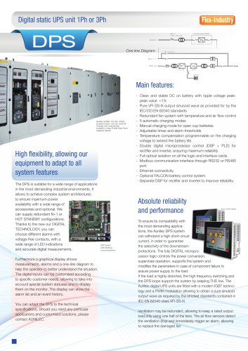 Aunilec DSP Power Solutions