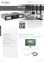 Datasheet NET600