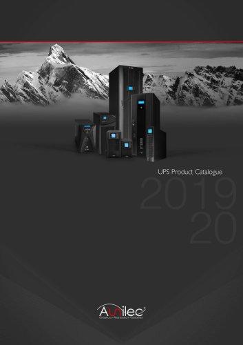 UPS catalogue 2019-2020