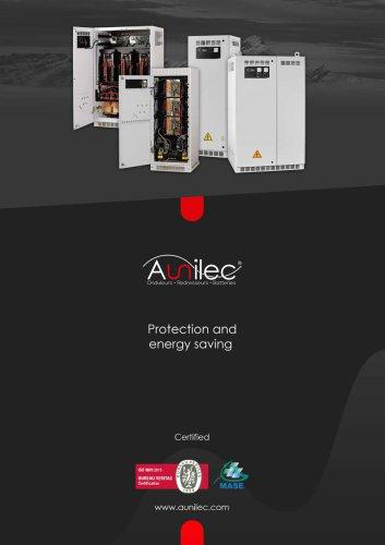 Voltage stabilizers catalogue 2017
