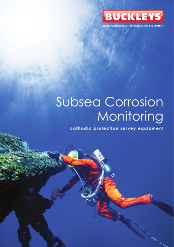 Subsea Cathodic Protection Tester