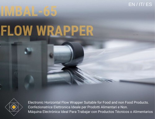 Horizontal Flow Wrapper